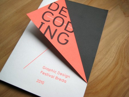 Graphic Design Festival Catalogue